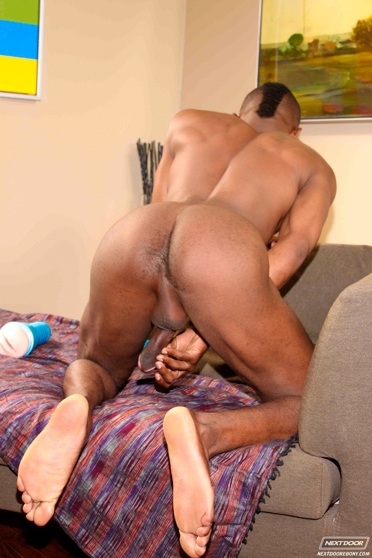 gay big black men butts